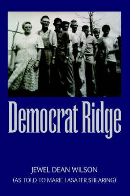 Democrat Ridge by Jewel Dean Wilson image