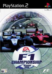 F1 Championship Season 2000 for PS2
