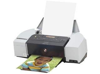 Canon iP6210d Pixma Bubble Jet Photo Printer