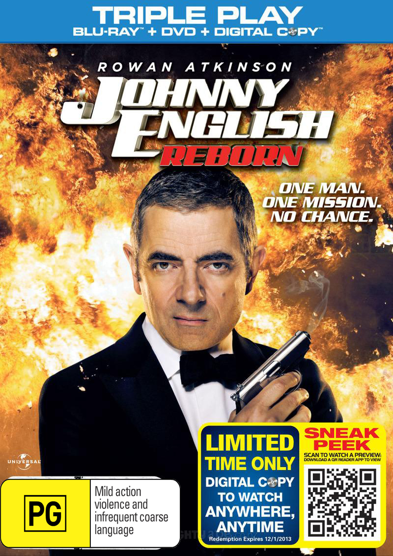 Johnny English Reborn - Triple Play image