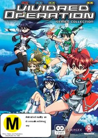 Vividred Operation - Series Collection (Subtitled Edition) on DVD