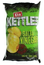 Eta Kettles Salt Vinegar 150g