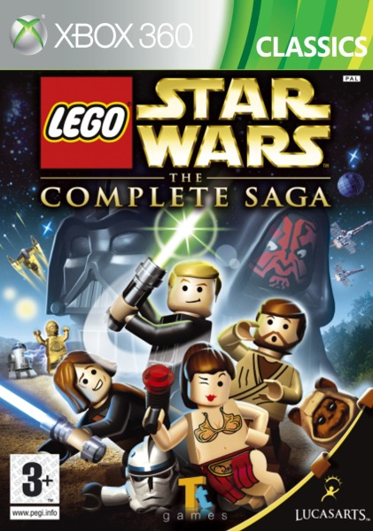 Lego Star Wars: The Complete Saga (Classics) for Xbox 360 image