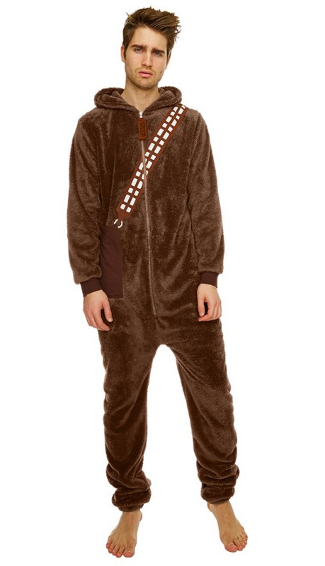8b9b2f495 Star Wars Chewbacca Men s Adult Onesie