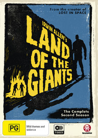 Land of the Giants - The Complete Second Season on DVD
