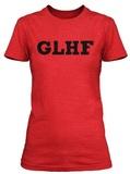 League of Legends GLHF Women's T-Shirt (Medium)