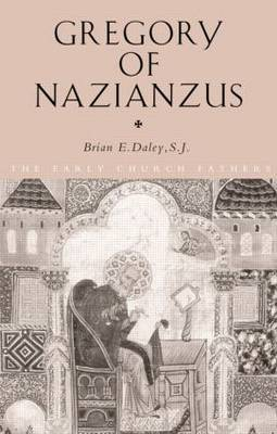 Gregory of Nazianzus by Brian Daley image