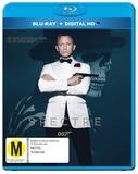 Spectre on Blu-ray
