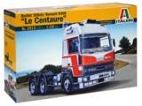 Italeri: 1/24 Berliet/Renault Le Centaure - Model Kits