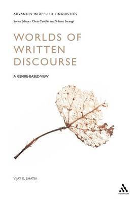 Worlds of Discourse by BHATIA image