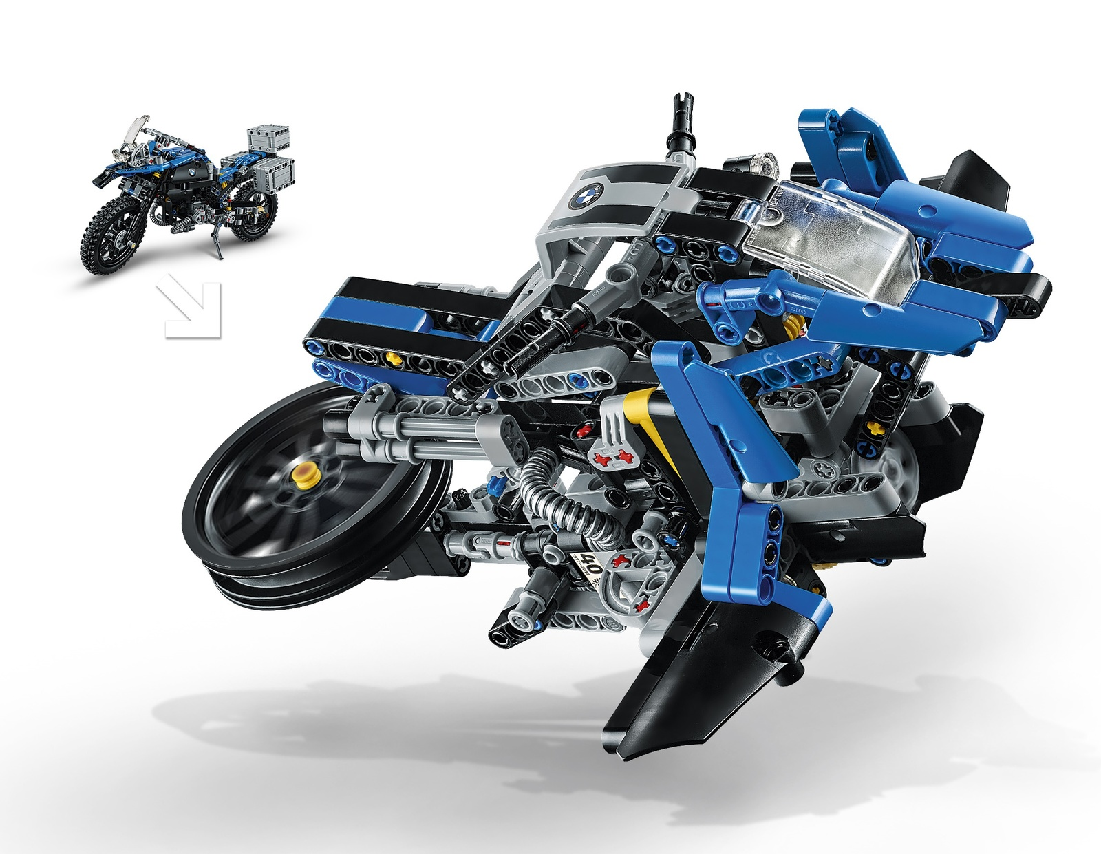 lego technic bmw r 1200 gs adventure 42063 toy at. Black Bedroom Furniture Sets. Home Design Ideas