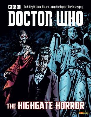 Doctor Who: The Highgate Horror by Roger Langridge image