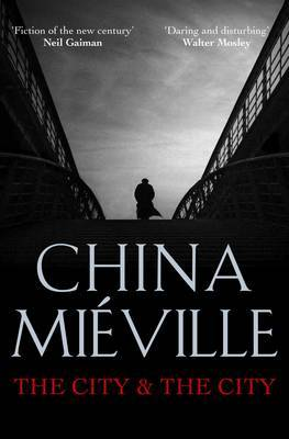The City and the City by China Mieville image
