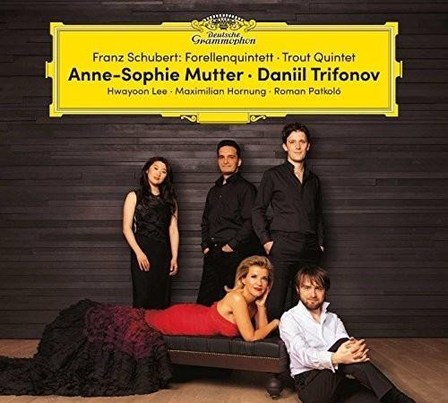 Forellenquintett - Trout Quintet by Anne-Sophie Mutter