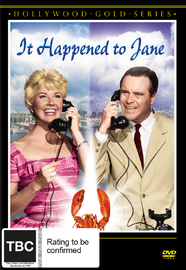 It Happened to Jane on DVD