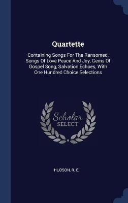 Quartette by Hudson R E image