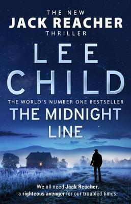 The Midnight Line by Lee Child image