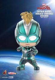 Captain Marvel: Masked Starforce Version - Cosbaby Figure