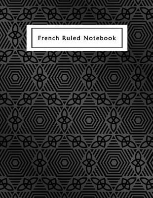 French Ruled Notebook by Paper Kate Publishing