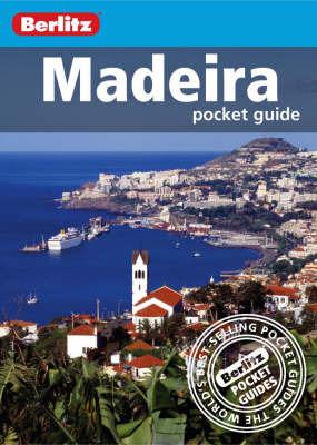 Madeira Berlitz Pocket Guide image