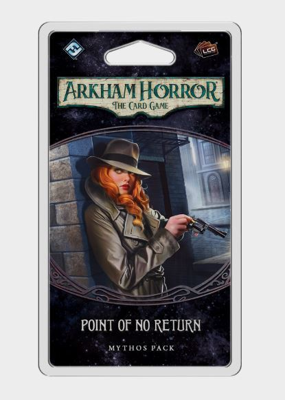 Arkham Horror: Point of No Return - The Dream-Eaters