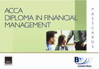 DipFM - Interpretation of Financial Statements: Passcards: Module A by BPP Learning Media image