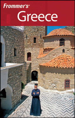 Frommer's Greece by Sherry Marker image