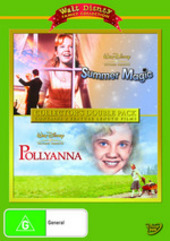 Summer Magic / Pollyanna - Collector's Double Pack (2 Disc Set) on DVD