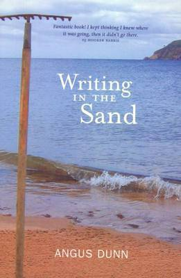 Writing in the Sand by Angus Dunn image