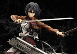 Attack on Titan Mikasa Ackerman 1/8 PVC Figure