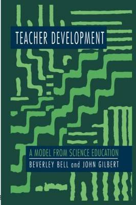 Teacher Development by Beverley Bell image
