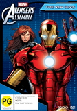 Avengers Assemble: The New Guys - Season 1 Volume 1 DVD