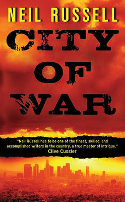 City of War by Neil Russell image