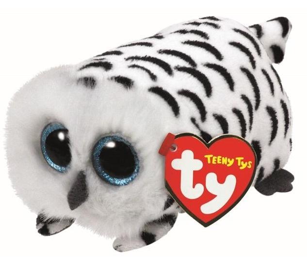 Ty Teeny - Nellie Owl Plush image