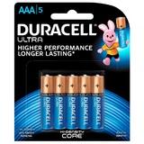 Duracell Ultra Alkaline AAA 4pk
