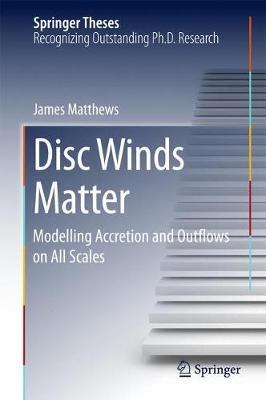 Disc Winds Matter by James Matthews image