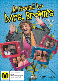 All Round To Mrs. Brown's on DVD image