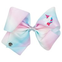 JoJo Siwa: Deluxe Large Unicorn Bow - Faded Rainbow (Single Unicorn)
