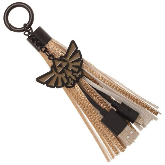 Legend of Zelda - USB Tassel Keychain