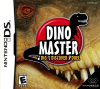Dino Master for Nintendo DS image