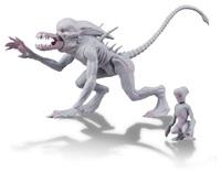 Alien vs Predator: Neomorph & Baby - 5.5″ Classic Action Figure