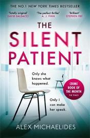 The Silent Patient by Alex Michaelides image
