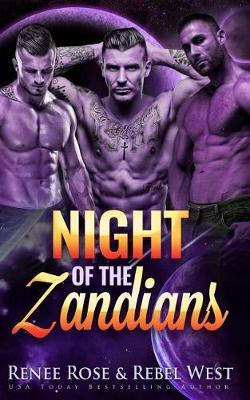 Night of the Zandians by Rebel West
