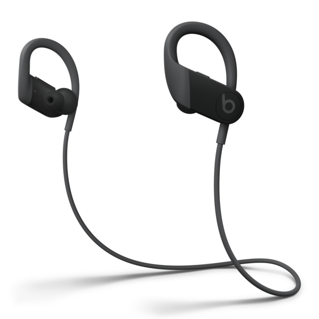 Beats: Powerbeats (2020) High-Performance Wireless Earphones - Black