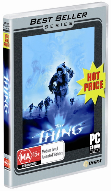 The Thing for PC Games image