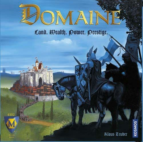 Domaine - territory building game