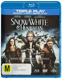 Snow White and the Huntsman on Blu-ray