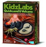 4M Kidzlabs - Quicksand & Volcano
