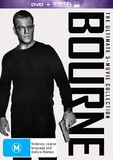 Bourne: The Ultimate 5 Movie Collection DVD