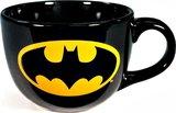 Batman Shield Logo Soup Mug